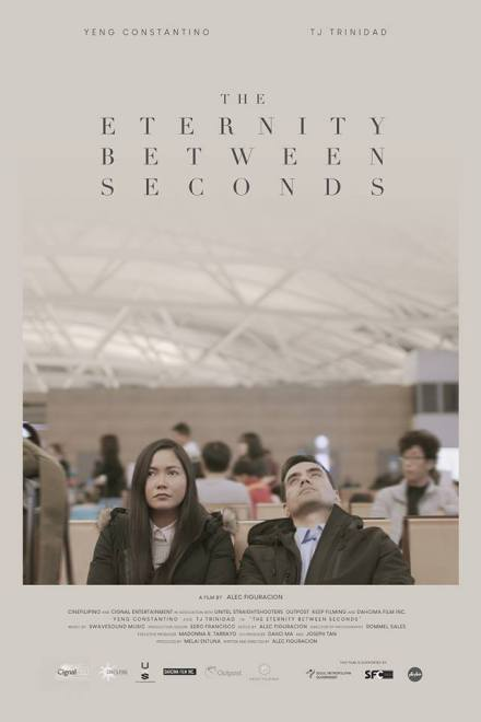 Poster The Eternity Between Seconds