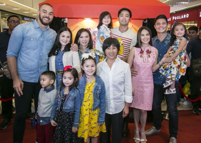 Incredible Filipino Celebrity Families