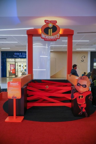 Incredibles 2 - Dash Obstacle Dash
