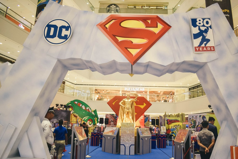 The Superman Hall