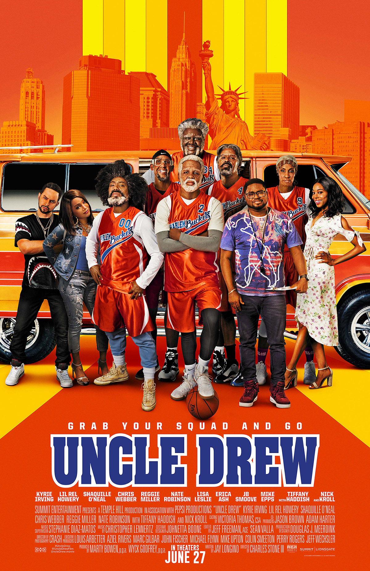 Uncle Drew PH Poster