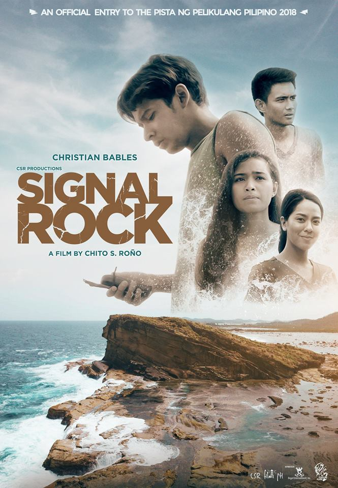 15 Signal Rock