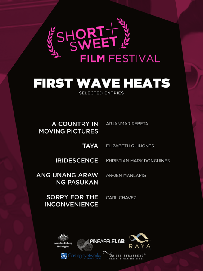 Short Sweet Film Festival 04