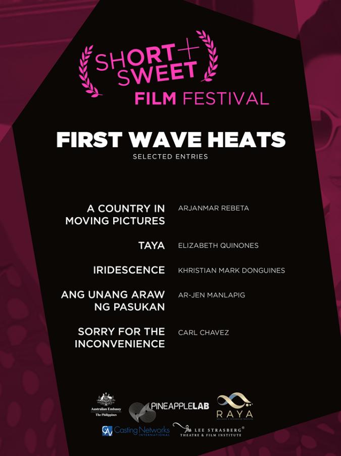 Short Sweet Film Festival 04
