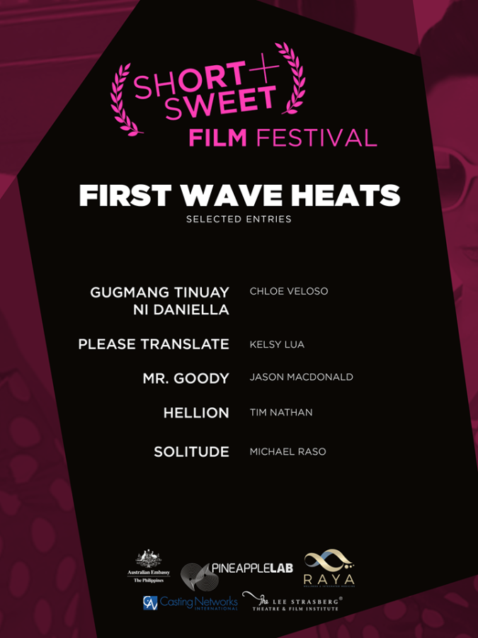 Short Sweet Film Festival 05