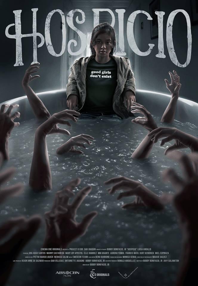 Poster Hospicio