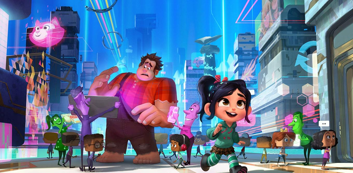 Ralph Breaks the Internet 00