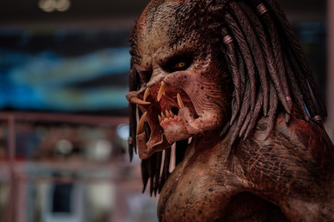 "Twentieth Century Fox's ""The Predator."""
