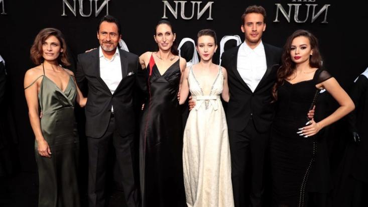 TheNun - Cast