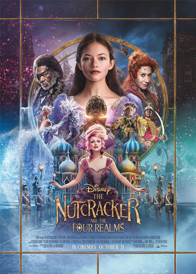 31 The Nutcracker and the Four Realms