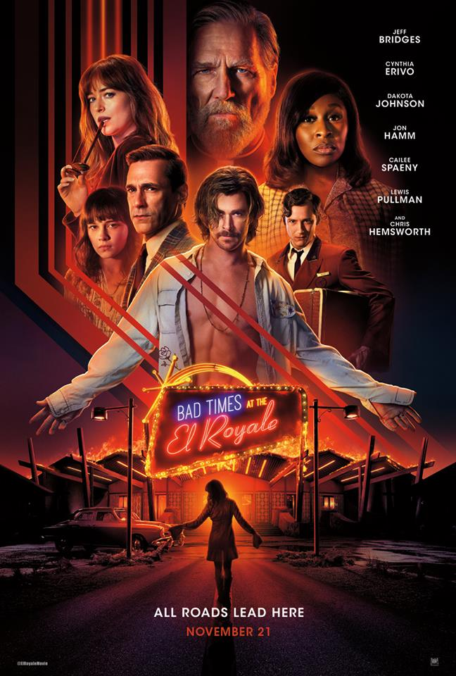 21 Bad Times at the El Royale