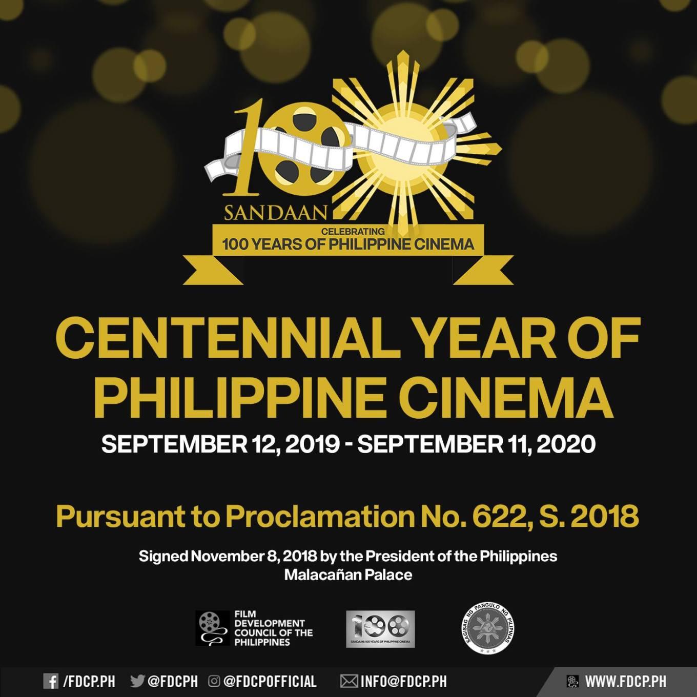 Centennial Year Philippine cinema