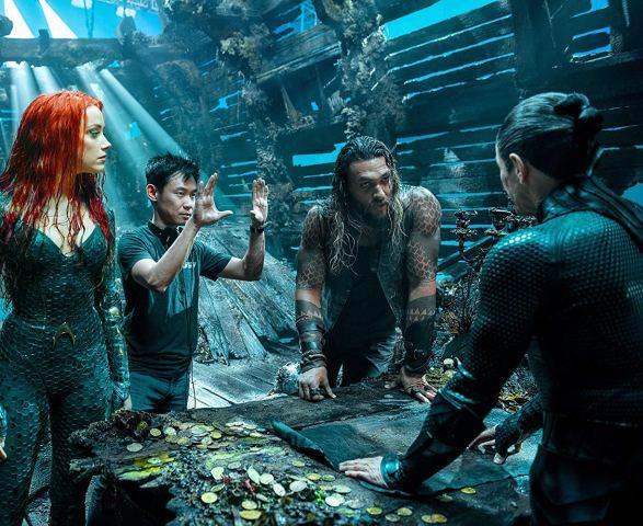"Watch ""Aquaman"" Behind the Scenes Video Now Online"