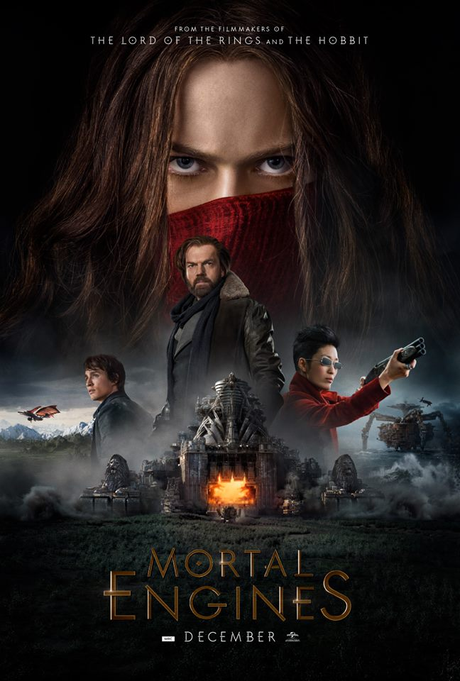 5 Mortal Engines