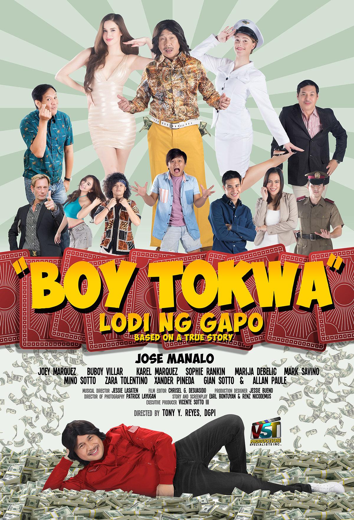 8 Boy Tokwa Lodi ng Gapo