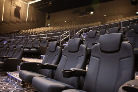 Inside EVIA's IMAX with LASER