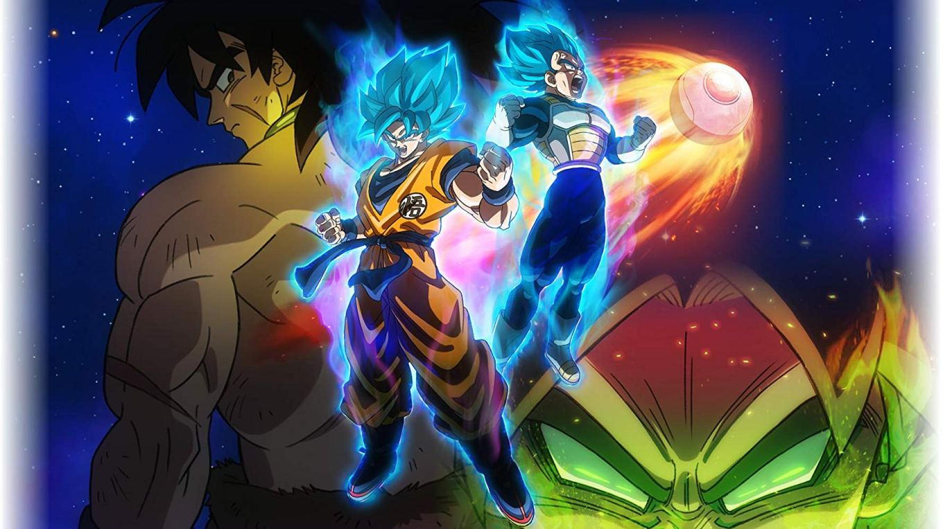 dragon ball super broly _
