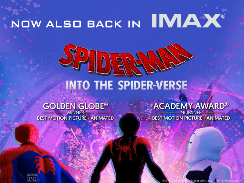 theater list now imax
