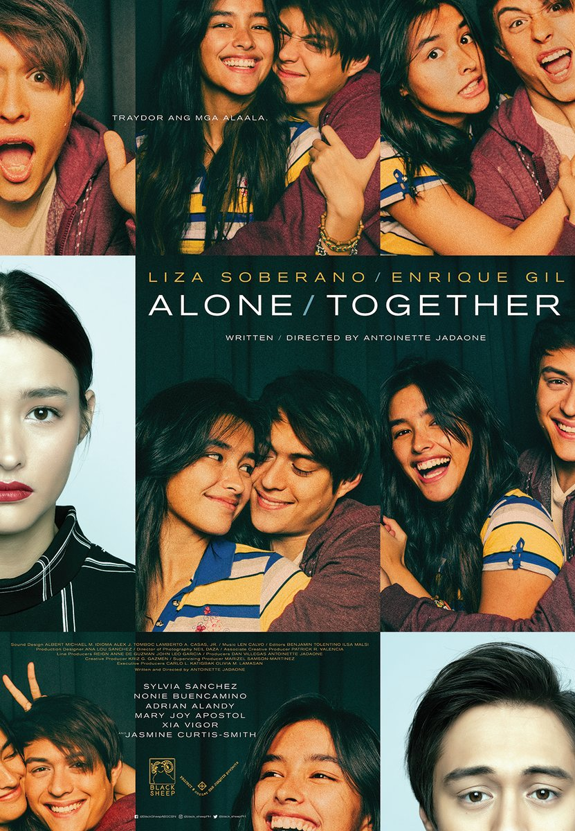13 Alone Together