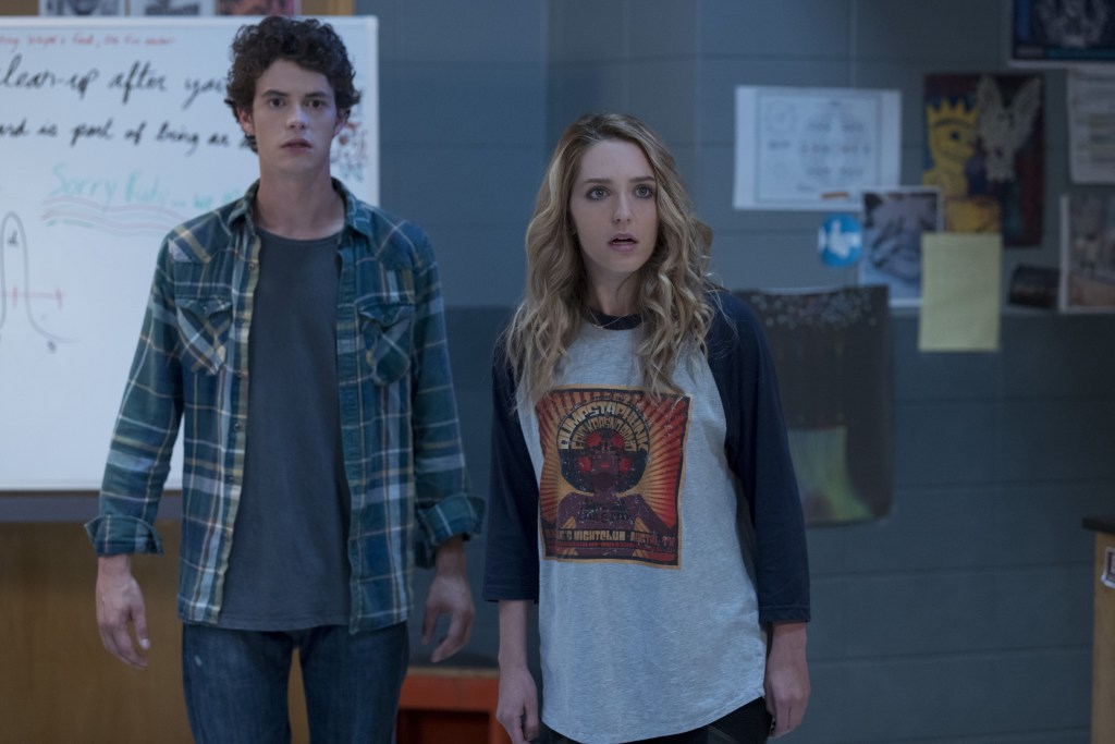 Jessica Rothe Back 2 Her Future In Happy Death Day 2u