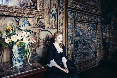 Emma Stone The Favourite (4)