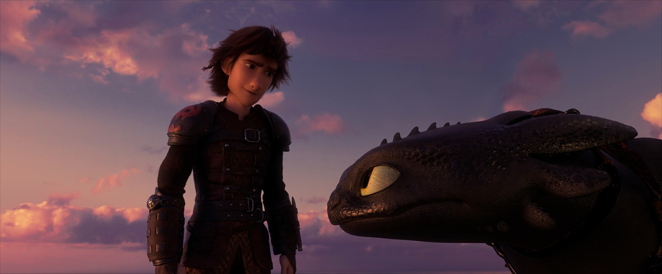 How to Train Your Dragon 3 (2)