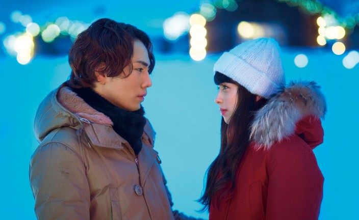 Tosaka & Nakajo in SNOW FLOWER