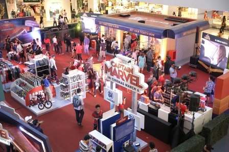 Captain-Marvel-Experience-exhibit-at-SM-City-North-EDSA