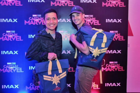Chico Garcia and Markki Stroem