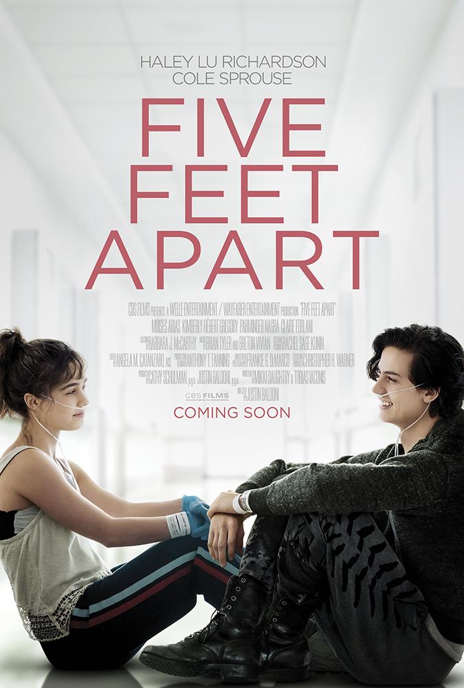 Five Feet Apart (O)