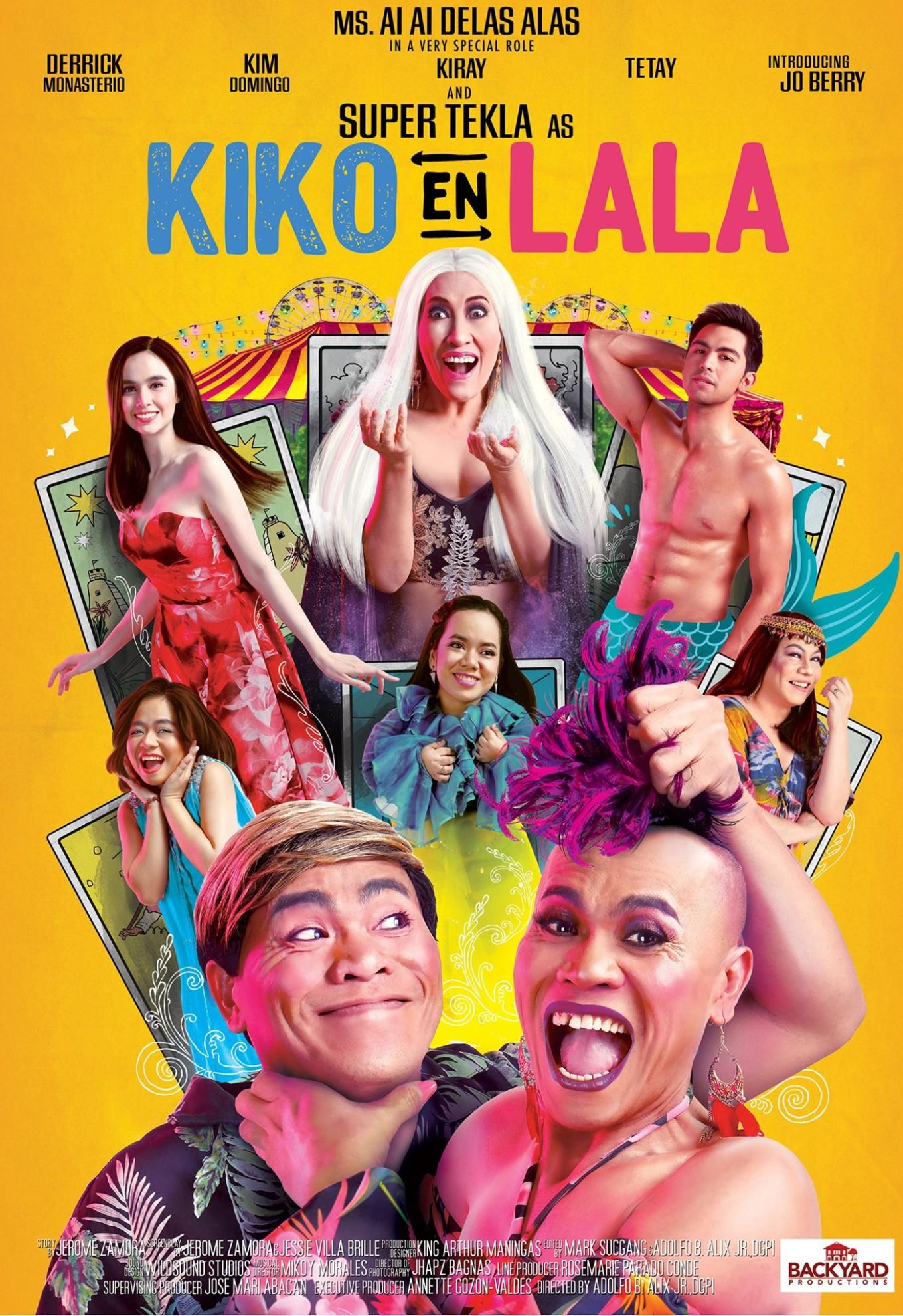 Kiko En Lala Poster