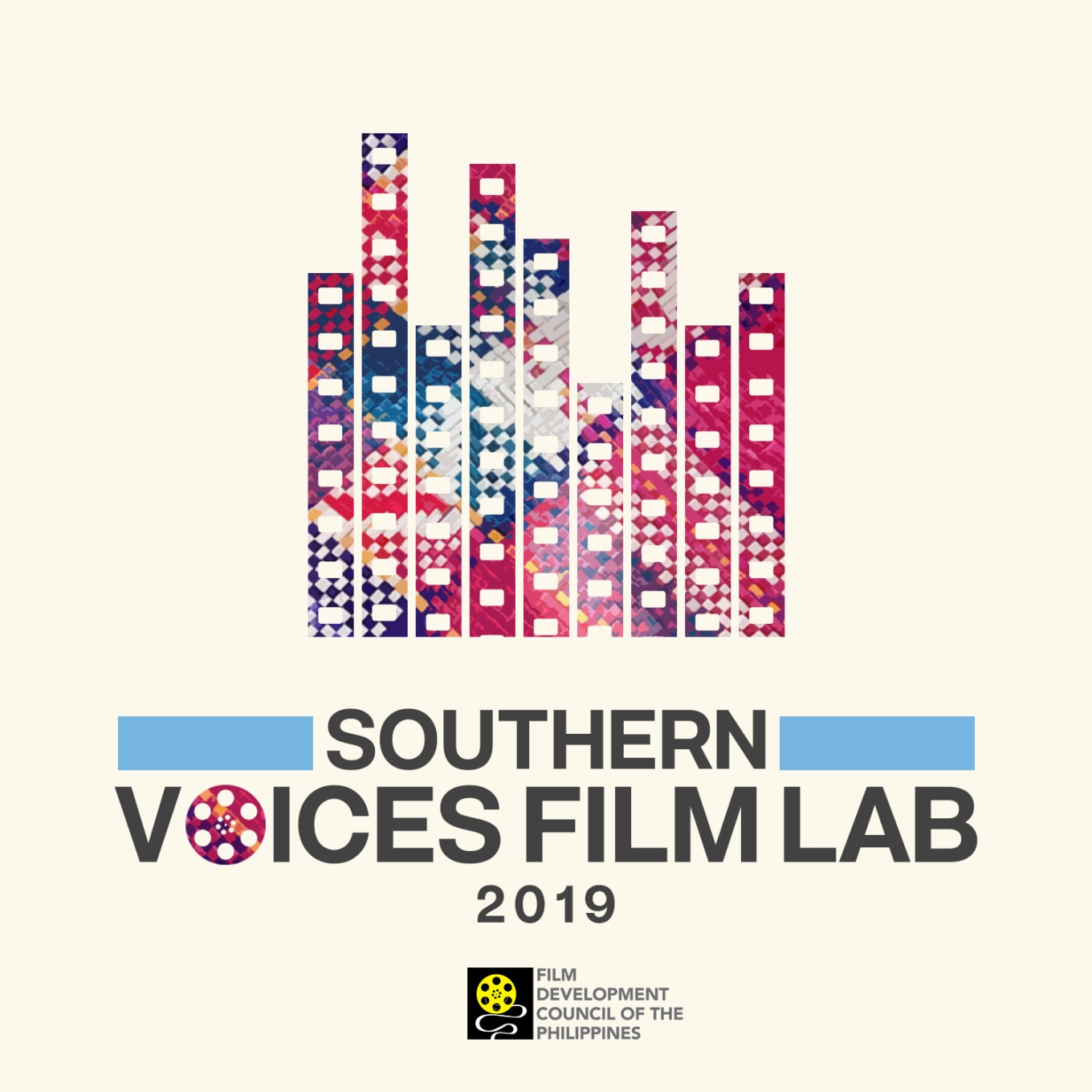 Southern Voices Film Lab logo