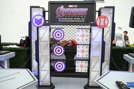 Bullseye-Station