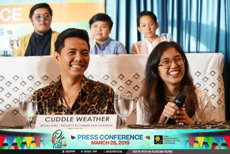 Cuddle Weather team