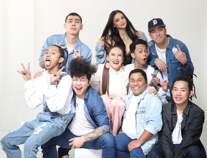 SONS of NANAY SABEL Aiai delas Alas Ex Battalion (1)