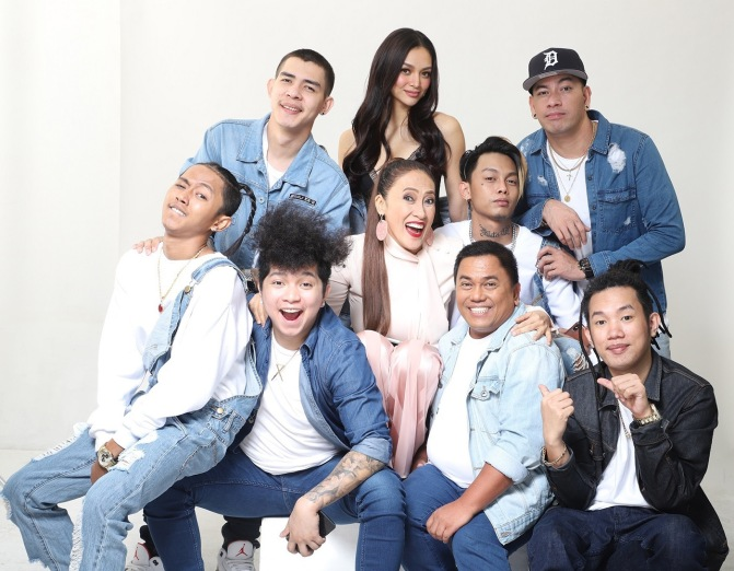 SONS of NANAY SABEL Aiai delas Alas Ex Battalion (2)