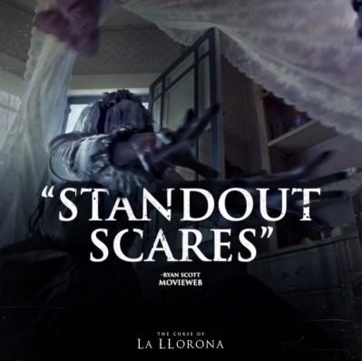 The Curse of La Llorona (1)