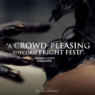 The Curse of La Llorona (2)