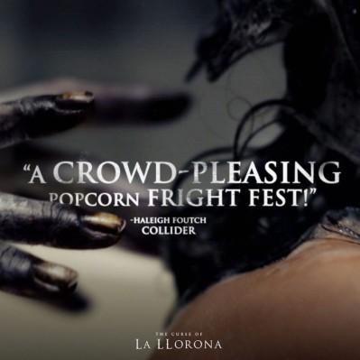 The Curse of La Llorona (2)