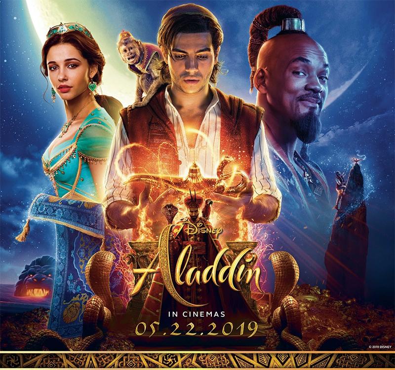 Aladdin Globe