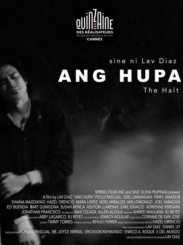 Ang Hupa (The Halt)