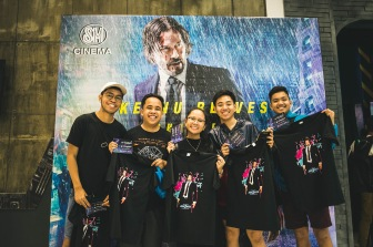 John Wick 3 SM Cinema (2)