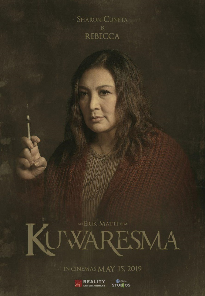 Sharon Cuneta in Kuwaresma