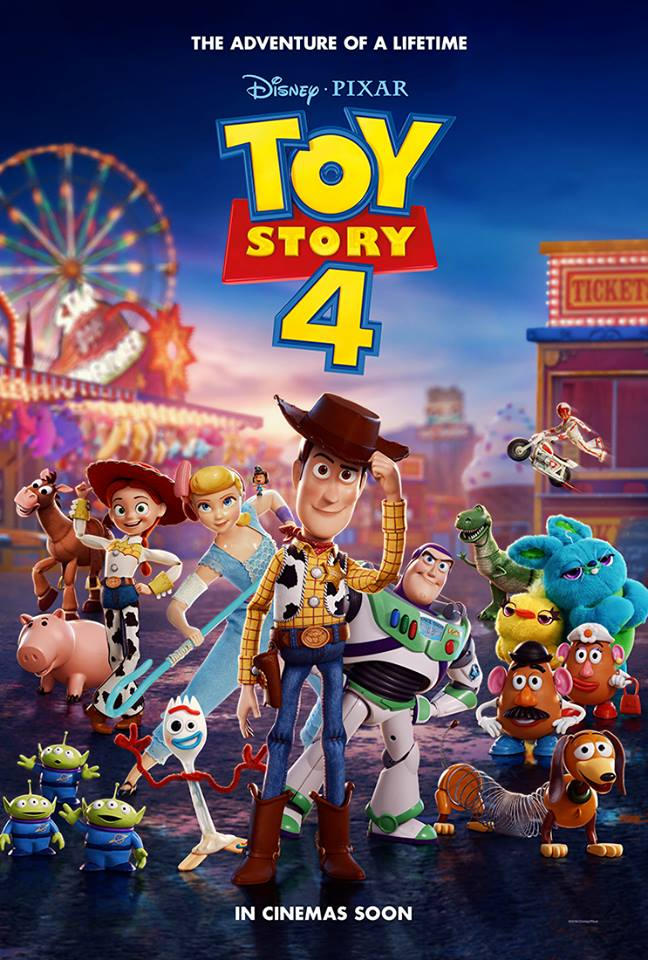 20 Toy Story 4