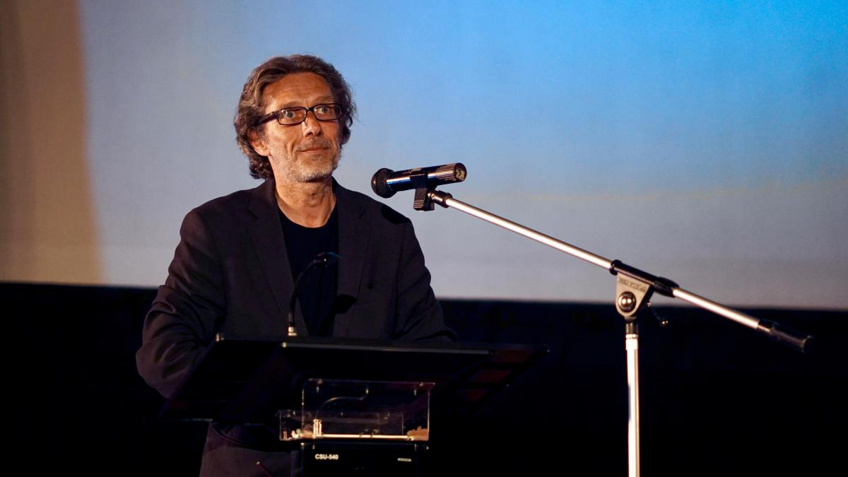 French Director Nils Tavernier