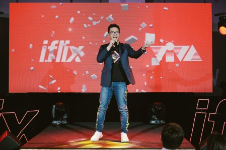 iFlixXViva - iflix PH Co-founder and country manager Sherwin dela Cruz