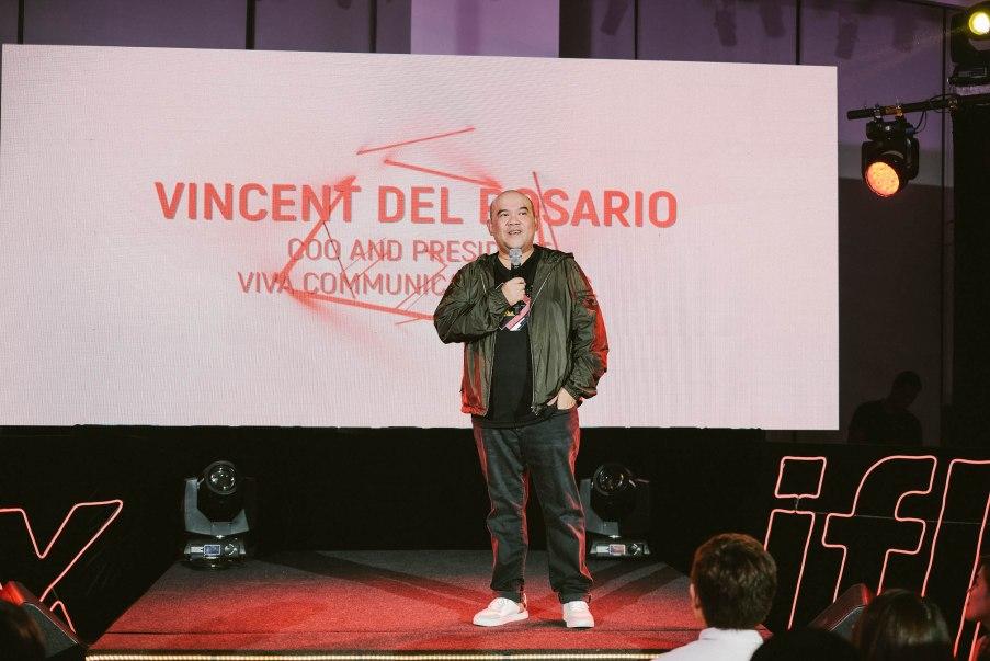 iFlixXViva - Viva Communications Vincent del Rosario