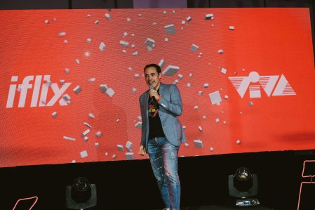iFlixXViva_iflix Co-founder and chairman Patrick Grove