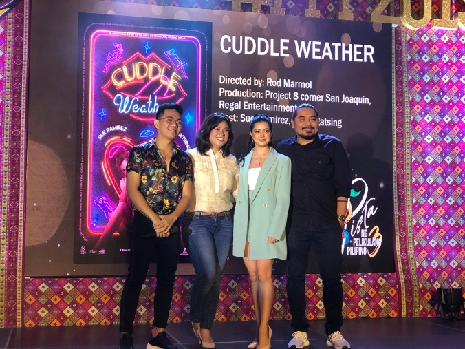 PPP2019 Cuddle Weather