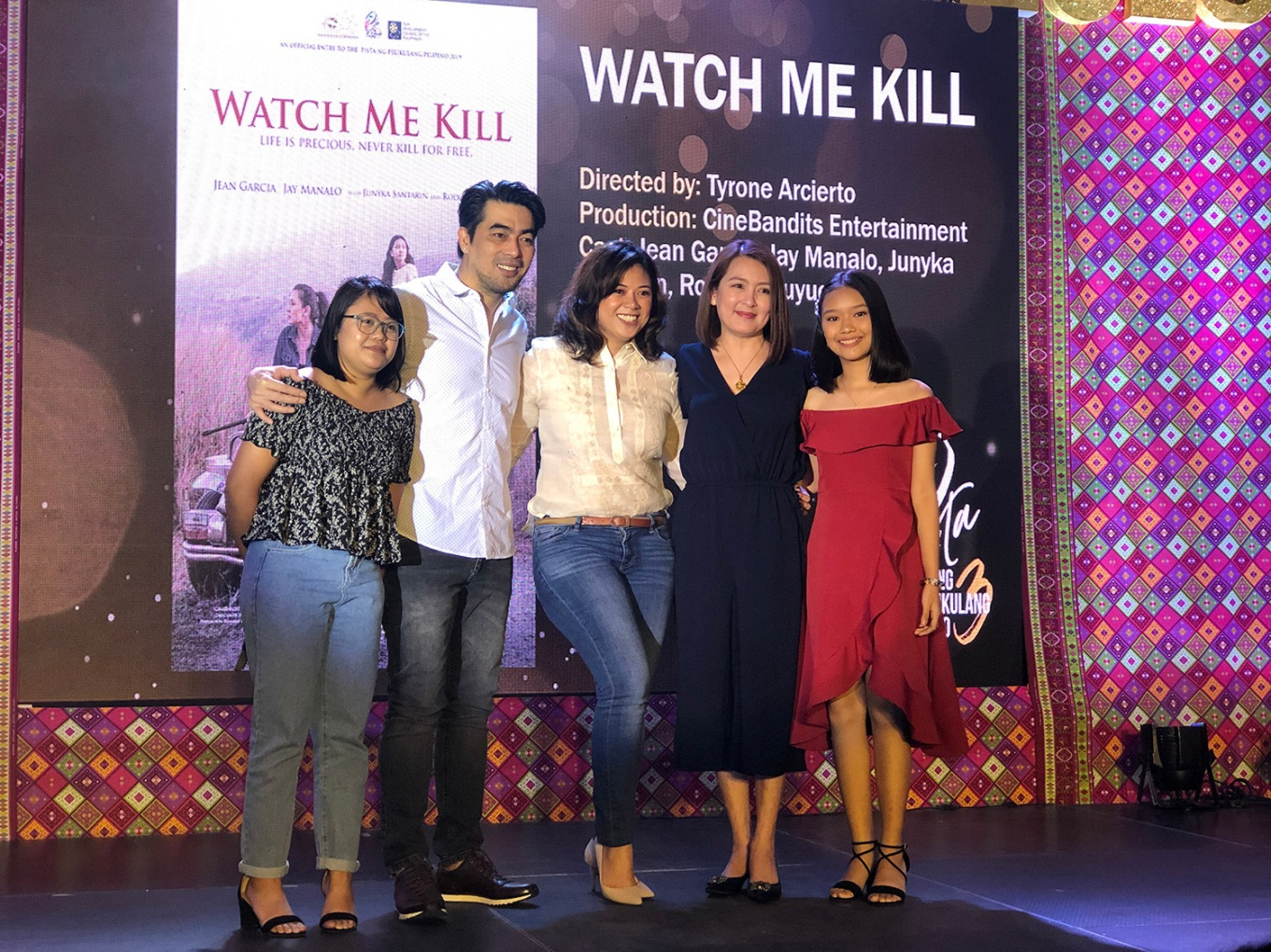 PPP2019 Watch Me Kill